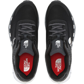 The North Face Flight Trinity Shoes Men dark shadow grey/tnf black
